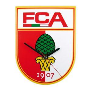 Wanduhr FC Augsburg
