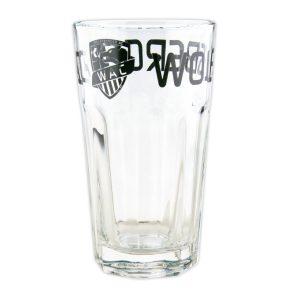 Trinkglas Wolfsberger AC