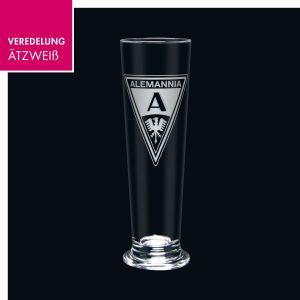 Bierglas Alemannia Aachen