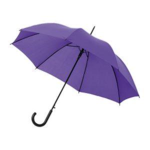 Regenschirm lila