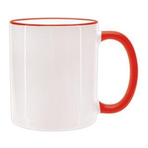 Kaffeebecher rot