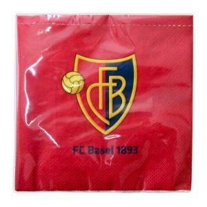 Servietten FC Basel