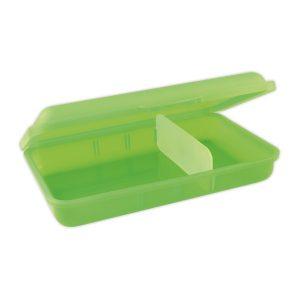Brotdose grün