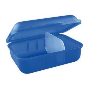 Brotdose blau