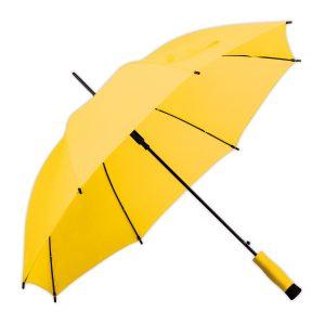 Regenschirm gelb