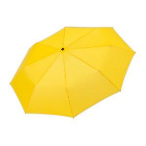 Taschenschirm gelb