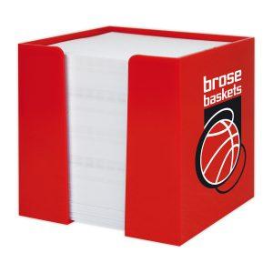 Zettelbox Brose Baskets