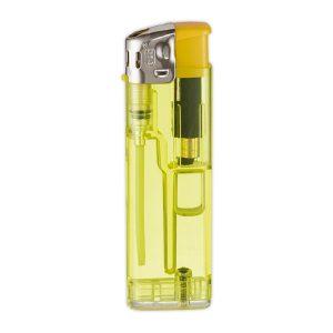 Feuerzeug gelb