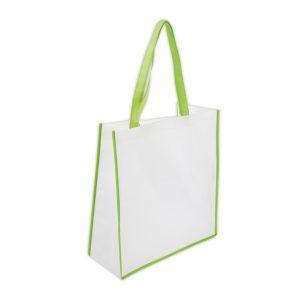 Einkaufstasche grün