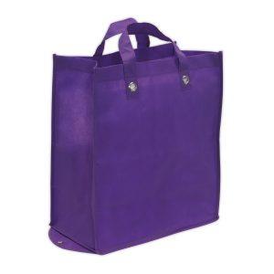 Einkaufstasche lila