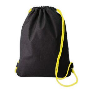 Sportbeutel schwarz-gelb