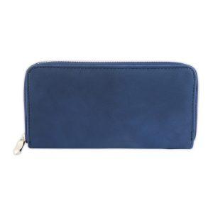 Damengeldbörse blau