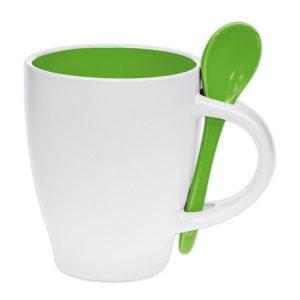 Kaffeebecher hellgrün